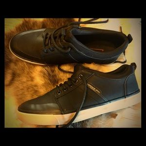 London Fog Black Shoes ~ Lincoln ~ Sz 10 M US Men